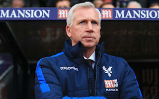 Pardew's job is 'totally safe' - Palace chairman