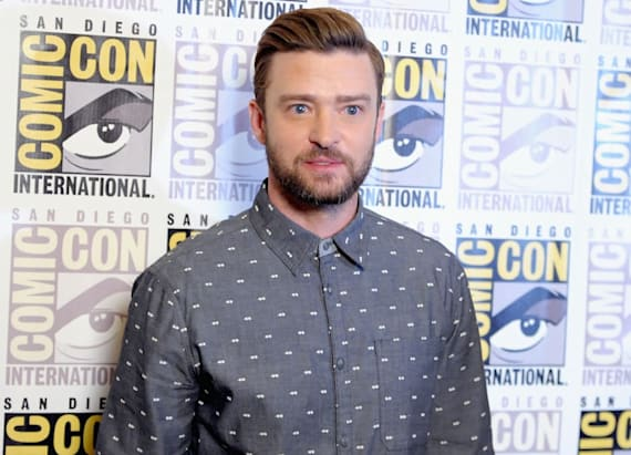 Celebs hit Comic-Con in San Diego