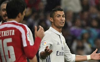They boo Ronaldo, they booed me as well - Zidane