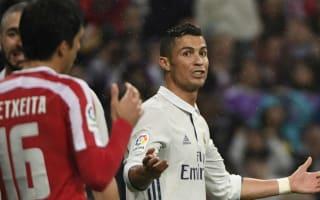 They boo Ronaldo, they booed me as well - Zidane