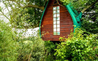 From Treehouses to caves - our dream holiday properties