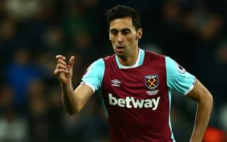 Arbeloa, Calleri and Tore leave West Ham
