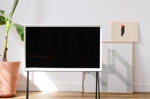 Samsung Serif TV, el televisor más peculiar de los coreanos hasta la fecha