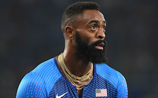 Sprinter Gay turns to bobsleigh in search of Olympic medal