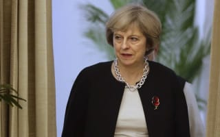 Theresa May warned against 'delusional' hopes of Trump trade deal
