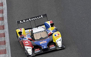 Peugeot dominate free practice at Spa-Francorchamps