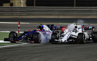 Sainz hit with grid penalty over Stroll collision