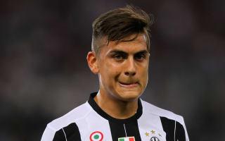Juventus adamant no Olympics for Dybala