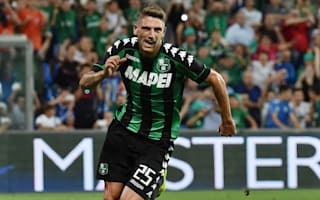 Sassuolo rule out selling Berardi to Inter