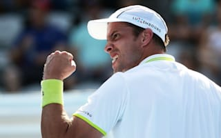 Muller ends Troicki's hopes of Sydney hat-trick