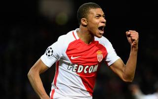 Kylian Mbappe finds France step up 'easy'