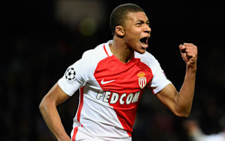 Kylian Mbappe finds France step up 'easy'