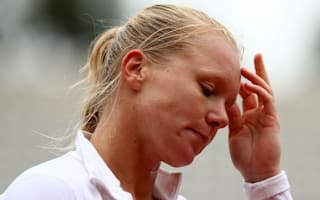 Torn calf rules Bertens out of Rosmalen tournament