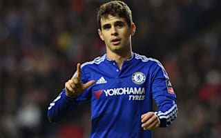 Unhappy Oscar determined to earn Chelsea stay