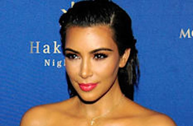 Kim Kardashian taunts Taylor Swift on Snapchat