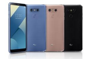 LG G6+: el G6 ahora es más poderoso y atractivo que nunca