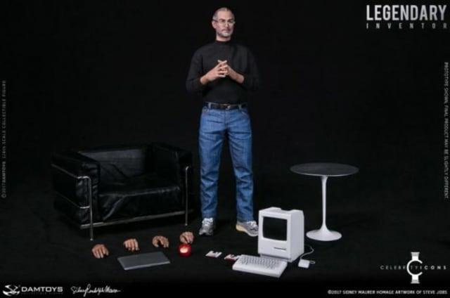 La figura de Steve Jobs vuelve 5 años después de prohibirse su venta