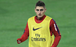 Blanc hoping for 'miracle' on Verratti injury