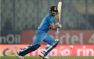 Kohli guides India into Asia Cup final