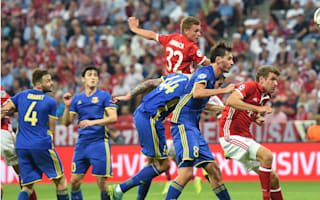 Bayern Munich 5 Rostov 0: Kimmich double helps hosts rout debutants