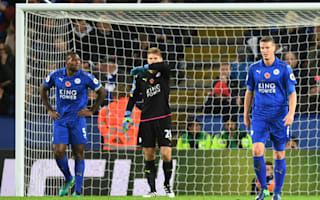 Champions Leicester will fear relegation - Heskey