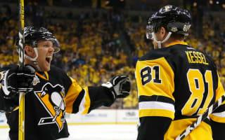Stanley Cup playoffs three stars: Penguins impressive in opening round