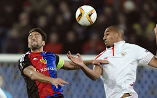 Basel 0 Sevilla 0: Holders take step towards last eight