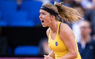 Svitolina and Mertens set for Istanbul showdown