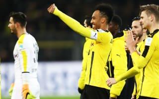 Beating Bayern puts Dortmund back on track - Aubameyang