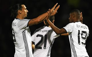 Ibrahimovic invaluable to Manchester United youngsters - Rashford