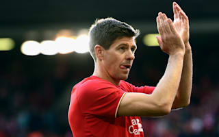 'A legend', 'a great' and 'an inspiration' - sports stars react to Gerrard's retirement