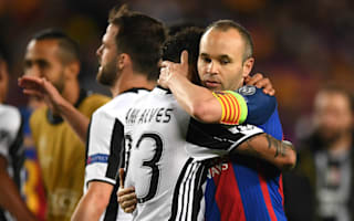 Juventus, Real Madrid deserve Champions League final spots, admits Iniesta