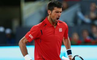 Djokovic: Return was key against Raonic