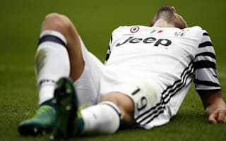 Bonucci out for up to 60 days
