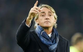 Mancini happy for Inter to keep winning 1-0