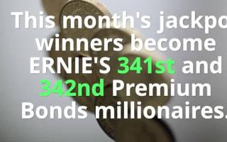 Premium Bonds: West Sussex wins big in July!