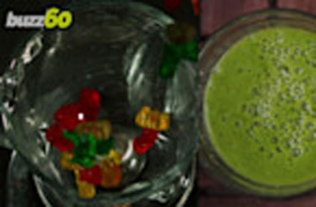 Candy Cleanse Is Now a Thing with New 'Green Juice' Gummy Bears
