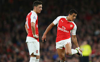 Adebayor: Arsenal are just Ozil and Sanchez