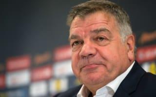 Allardyce hardened to the challenge of England post