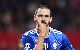 Bonucci mulled City, Barcelona switches before staying at Juventus