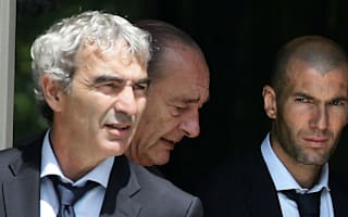 Zidane is not a nice guy - Domenech