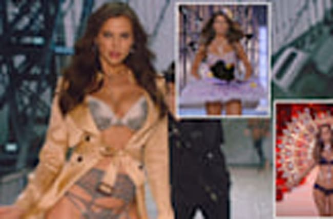 Which Other Angels Have Strutted Down Runway Pregnant In Victoria's Secret Show