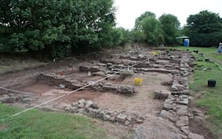 Man spends life savings on field in bid to find lost medieval city