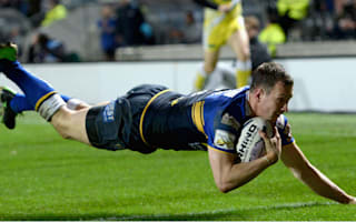 McGuire completes Rhinos rescue act