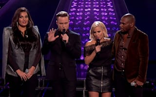 Olly Murs says sorry after X Factor gaffe