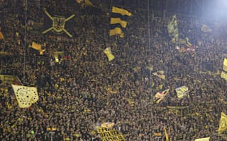 DFB demands closure of Dortmund's Yellow Wall and EUR100,000 fine