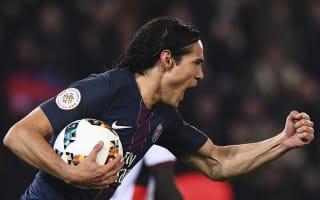 Cavani wants PSG stay