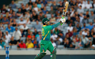 Pakistan recall Umar for Windies T20 series