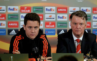 Herrera not surprised by Van Gaal sacking