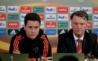 Herrera not surprised by Van Gaal sacking